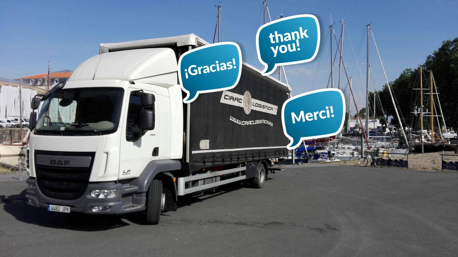 logist cargo valencia